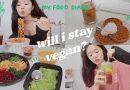 FOOD DIARIES | my 30 day vegan challenge pt.2  🌿
