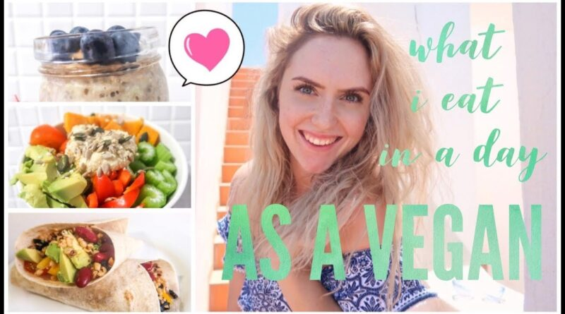 WHAT I EAT IN A DAY AS A VEGAN/ HEALTHY FAMILY MEAL IDEAS/ TRYING VEGAN FOR A DAY